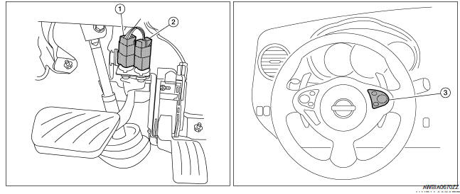 Nissan Maxima Service And Repair Manual - Electronic Controlled Engine Mount