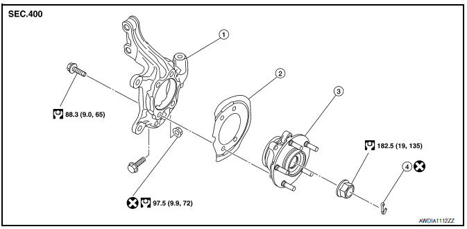 Astonishing Nissan Maxima Service And Repair Manual Front Wheel Hub Removal Wiring Database Unre4X4Andersnl