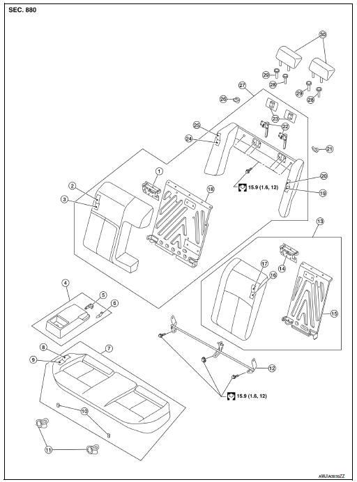 2007 Nissan Murano Control Arms