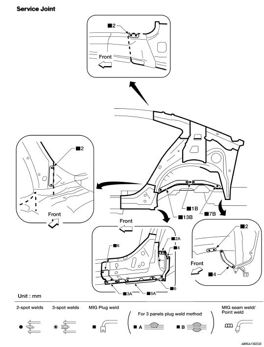 Nissan Maxima Service Manual