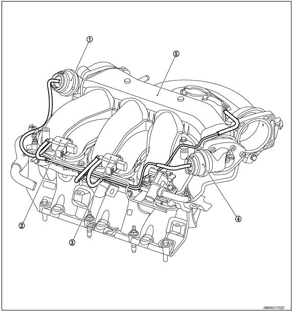 Nissan Maxima Service And Repair Manual Variable Induction Air System System Description