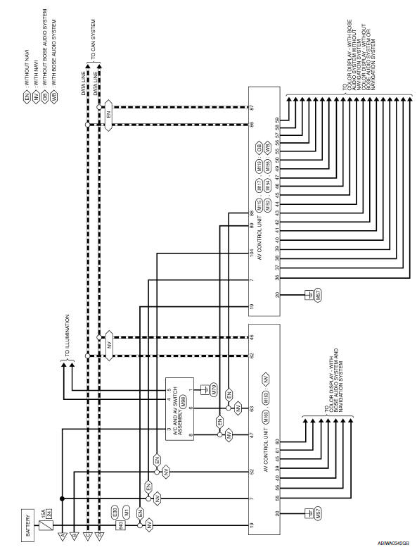 Nissan Maxima Service And Repair Manual Wiring Diagram Heater Air Conditioning Control System